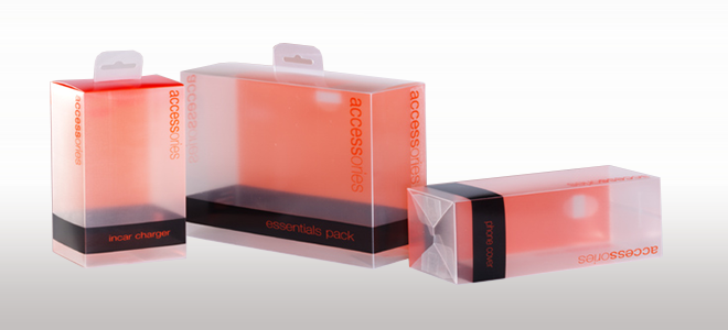 Transparent Packaging Clear Plastic Cartons Acetete Boxes